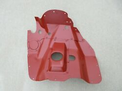 Fits M38 M38a1 Cj5 Jeep Lower Floor Board Section Transmission Cover Pan Willys