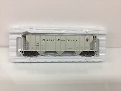Atlas 2002553-1 Great Northern 3-bay Ps-2 Covered Hopper 2 Rail O Scale New