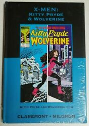 Marvel Premiere Classic Le Kitty Pryde And Wolverine Hc 2006  12 9.2-nm