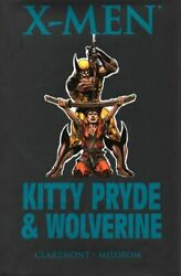 X-men Kitty Pryde And Wolverine Hc 2008  1 1st Print 8.0-vf