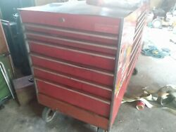 Snap-on Tool Boxes With Tools