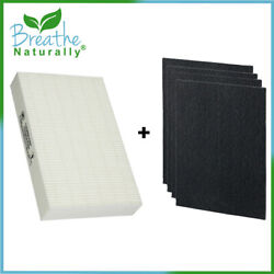 Replacement Merv 17 Hepa Filters + Carbon Filters Hrf-r1/r2/r3 + Hpa-100/200/300