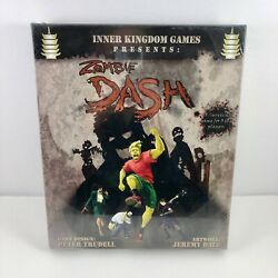 Zombie Dash Inner Kingdom Games Brand New Factory Sealed