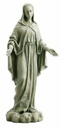 18 Our Lady Of Grace Garden Statue
