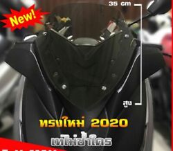 Motorcycle Accessories Frontshield Xmaxv3 Short Center Style For Yamaha Xmax300