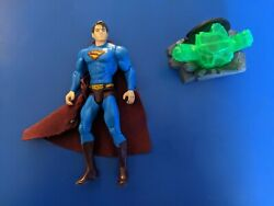 Action Figure Superman Returns and Kryptonite 4 inch scale