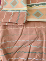 51 Bed Sheet Set 1 fitted 2 pillow cases King Size 78x80 6quot; high
