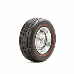 215/65r15 Radial T/a Bf Goodrich Tire With 2.25 White Wall - Modified Sidewall