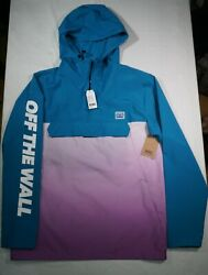 Nwt Off The Wall Hi-point Anorak Fanny Pack Windbreaker Jacket Menand039s Small