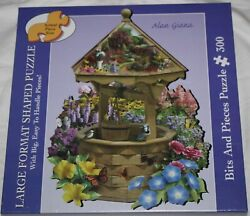 Bits And Pieces Puzzle The Wishing Well By Alan Giana 300 Pieces-newsealed 2006