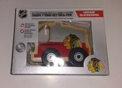 Nhl Chicago Blackhawks Baby Push And Pull Toy Real Natural Wood 100 Baby Safe