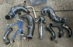 Polaris Virage Tx 1200 Triple Racing Exhaust Head Pipe Pipes Expansion W/sleeper