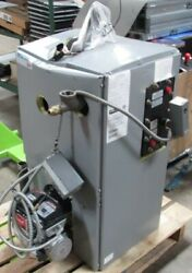 Utica Uh3kw0.75 Oil Fired Boiler W/ Coil Domestic Hot Water Parts/repair
