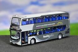 Adl Enviro 400 Tilehurst Reading Buses In Grey And White 176 Scale By Northc