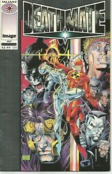 Deathmate Prologue Black Yellow Red Blue Valiant/image 1993