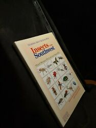 Insects Of The Southwest By Floyd Werner And Carl Olson 1994, Trade Paperback