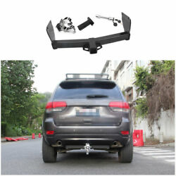 For Jeep Grand Cherokee 2011-2020 Cast Iron Rear Bumper Trailer Tow Hitch Hook