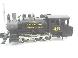 2007-lionel O Scale 0-6-0 Reading Docksider Engine-never Run- Read On See Pic's