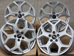 18 Viper 4 Sv Alloy Wheels Fit Ford Transit 2nd Generation 1986 - 2003
