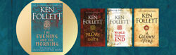 The Evening and the Morning: Kingsbridge Book 4 – Ken Follett 2020 DIGTAL. $4.99
