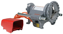 Reconditioned Ridgid® 300 Power Drive Pipe Threading Machine 41855 And Foot Switch