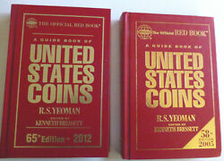 A Guide Book Of Us Coins, 2005 And 2012