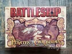 Disney Parks Edition Exclusive Pirates Of The Caribbean Battleship Board Game