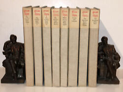 Works Of Geoffrey Chaucer 8 Volumes / Limited Edition 1928
