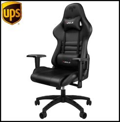 Furgle Pro Gaming Chair Safeanddurable Office Chair Ergonomic Leather Boss Chair F
