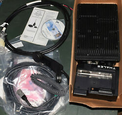 Thales An/vrc-113 Ma7138 An/prc-148 Radio Vehicle Cradle Amplifier Adapter Mbitr