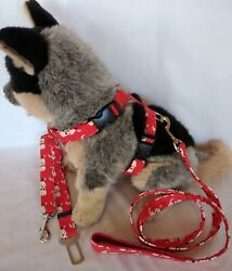Yuppy Yaps Small Dog Harness And/or Accessories Assorted Colours And Sizes