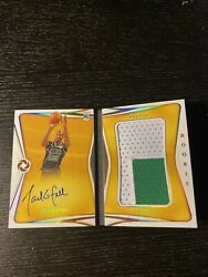 2019-2020 Opulence Tacko Fall Rookie Patch Auto Booklet 18/99 Celtics Rpa