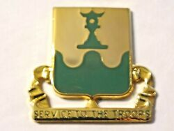 519th Military Police Battalion Army Crest Service To The Troops