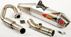 Pro Circuit T-6 Stainless System Aluminum Carbon Fiber Stainless Steel 0141925g