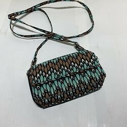 Vera Bradley All In One Crossbody Wallet $16.99