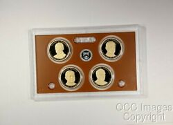 2014-s Presidential Dollar Proof Set / Ogp Packaging / No Stickers Or Writing