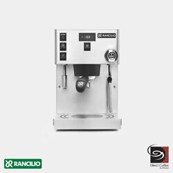 Bn Rancilio Silvia Pro Two Pidandrsquos + 1kg Of Beans Free Postage Protection Included