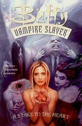 Buffy The Vampire Slayer A Stake To The Heart Tpb 2004  1 1st Print 9.2...