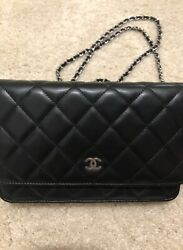 Chanel Classic Wallet on Chain $1850.00