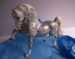 Breyer BreyerFest Horse 2014 Celebration Silver Filigree Sherman Morgan SR