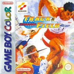 Nintendo Gameboy Color Game - International Track And Field New And Boxed