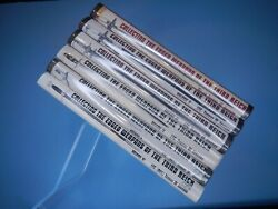 Collecting The Edged Weapons Of The Third Reich By Johnson Six Volumes