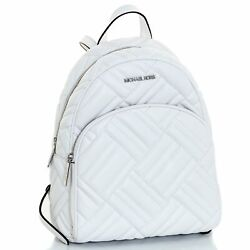 MICHAEL MICHAEL KORS Abbey Quilted Vegan Leather Backpack $184.99