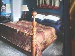 The Bed Youand039ve Been Waiting 4 Bob Timberlake Cannonball Bed Cailfornia King