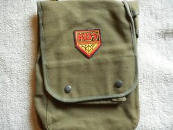 Kiss 1996 Reunion Backpack Kiss Army Sold At Concert Only Unused