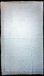 Hand Cutwork Patch Cotton Bed Cover - 100 Cotton Made In India - 84.5 X 98
