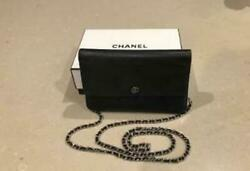 CHANEL WALLET ON A CHAIN TIMELESS SAKS BEAUTY $999.00