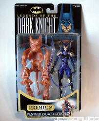 new Panther Prowl Catwoman figure Legends of the Dark Knight batman Kenner