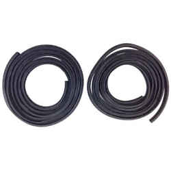 Door Seal Weatherstrip, Pair, Left And Right Side For 68-74 Ford Econoline Van
