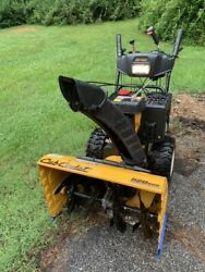 Cub Cadet 2x 528 Swe 28andrdquo Two Stage Electric Start Gas Snow Blower